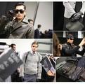 Backstage, Emporio Armani, menswear, Milan, Fall/Winter 2013-2014