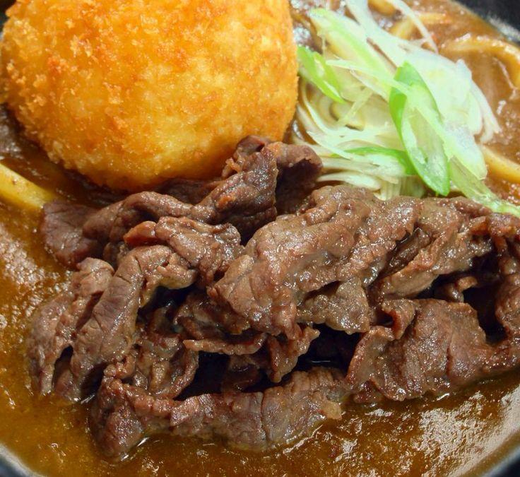 京都ホルモン梅しんの秘伝のたれにつけこんだ牛肉が美味すぎルウ!