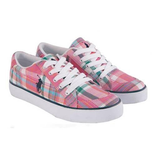 polo shoes for women | Women's Polo By Ralph Lauren Plaid Shoes