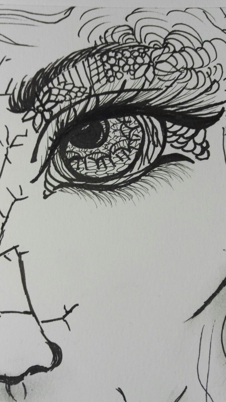 The eyes is the story