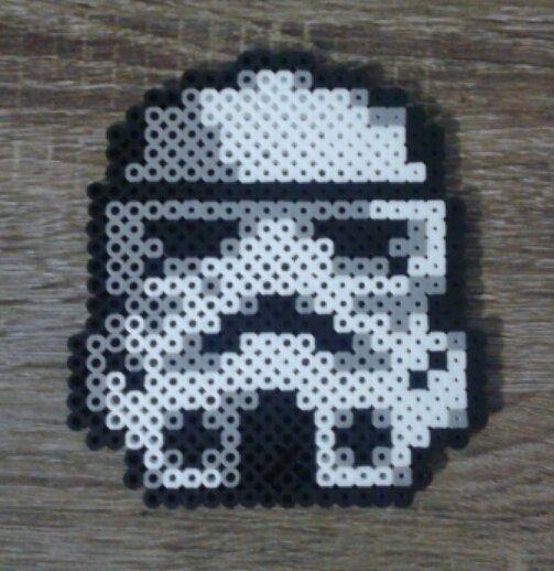 Guerre des Étoiles  R2D2 Ewok Wicket BB-8 & Trooper par GeekyMania