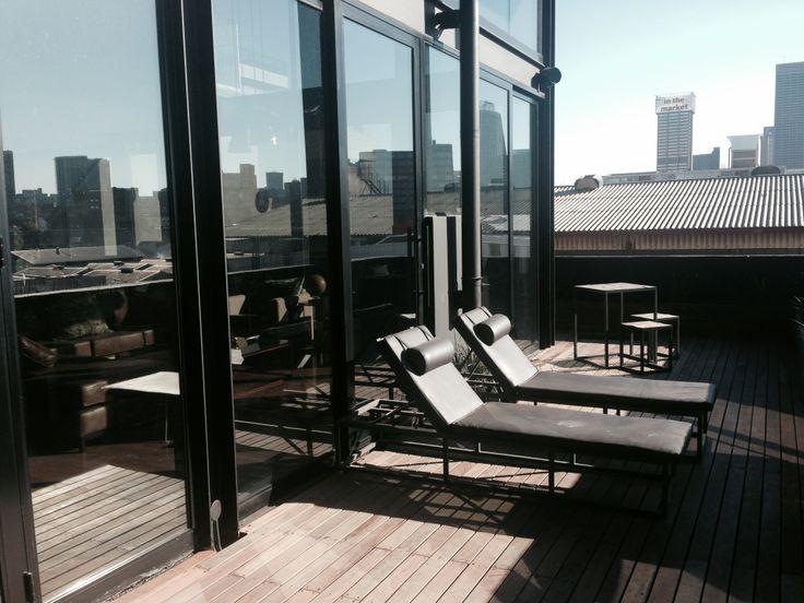Maboneng Precinct :: Townhouse:: 280 Fox Street, Johannesburg.