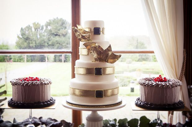 One Fab Day featured inspirational photo shoot - Feast for the eyes #weddings