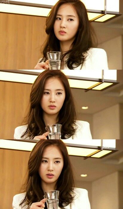 Snsd yuri in tv drama