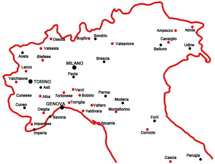 Risorse didattiche per il 25 aprile: Le repubbliche partigiane