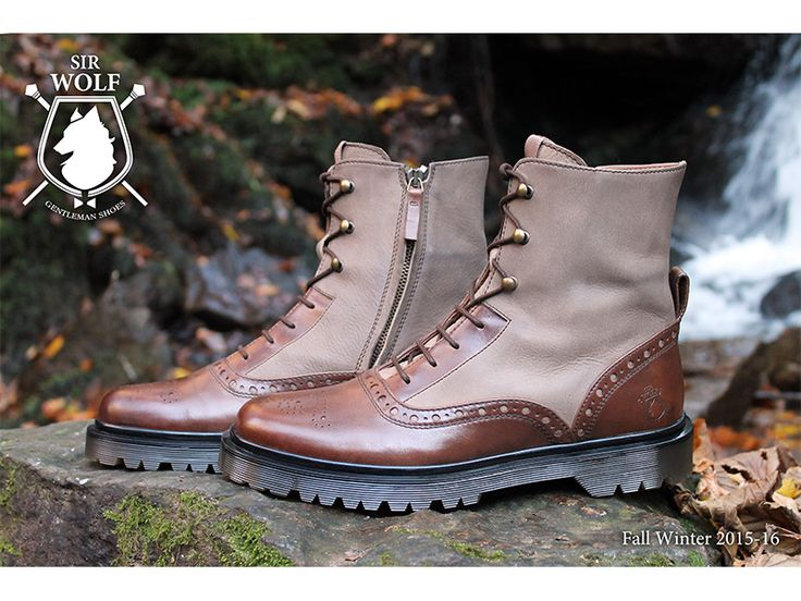 Sir Wolf Gentleman Shoes, Herbst-Winter 2015/16