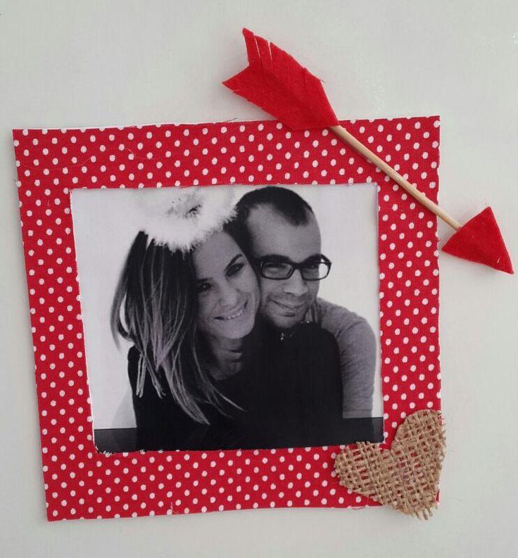 San Valentin  handmade gift