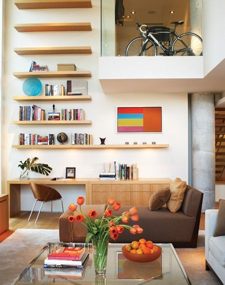 37 best images about living room office combo on - What to do with an extra living room ...