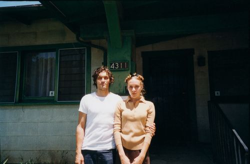 Trouble Every Day-  starring Vincent Gallo and Tricia Vessey #ClaireDenis