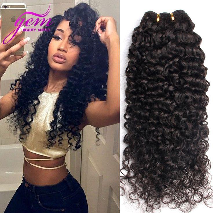 Malaysian Curly Hair 3pcs lot Deep Wave Malaysian Virgin Hair Bundles 8 30 inch Natural Black Vip Beauty Malaysian Curly Hair 1B-in Hair Weaves from Health & Beauty on Aliexpress.com | Alibaba Group