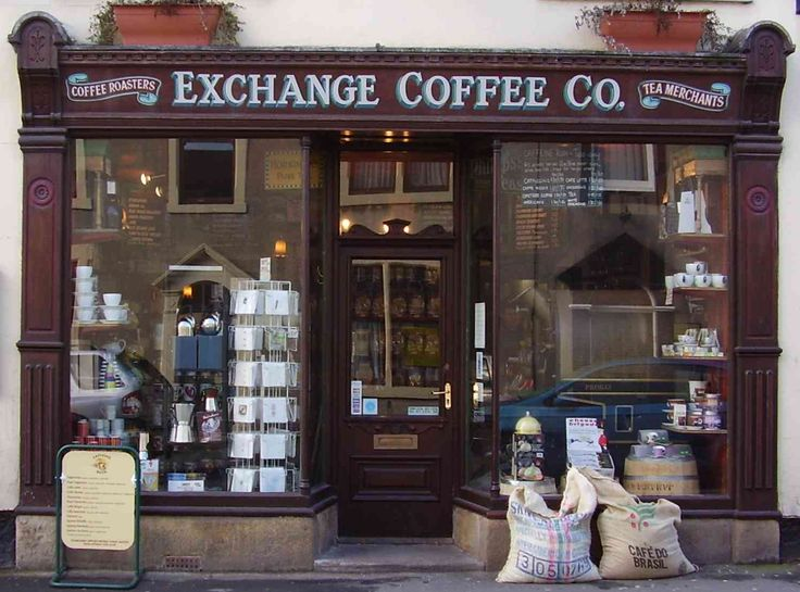 This is another coffee shop in England that many people love.