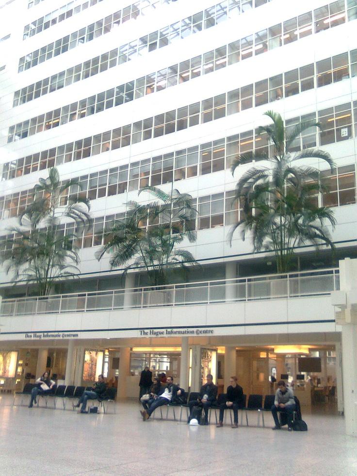 City hall l Den Haag l The Hague l Dutch l The Netherlands