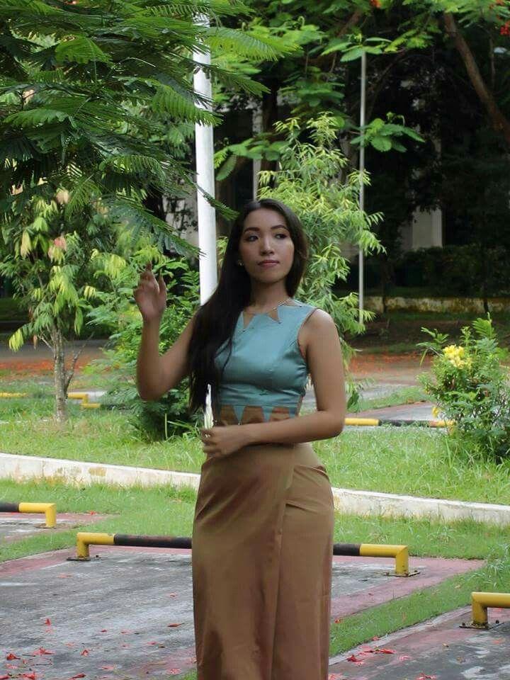 Pin On Myanmar Girls-5390