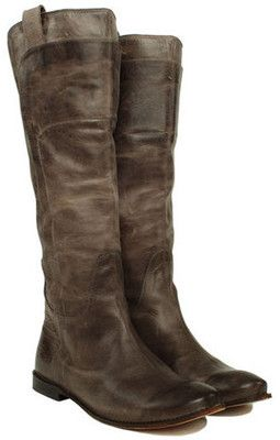 Frye Paige Tall 77534-Gry