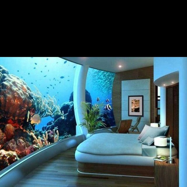 AwesomeDreams Bedrooms, Buckets Lists, Fish Tanks, Dreams House, Underwater Hotels, Dream Bedrooms, Dreams Room, Places, Dream Rooms