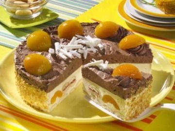 Nepeceny merunkovy dort
