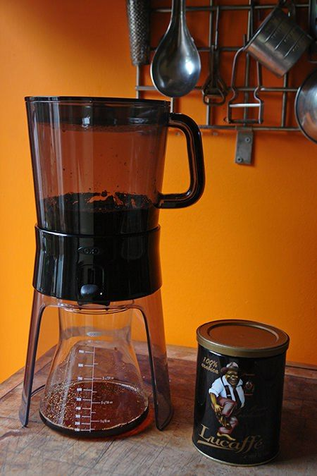 roma instant coffee machine