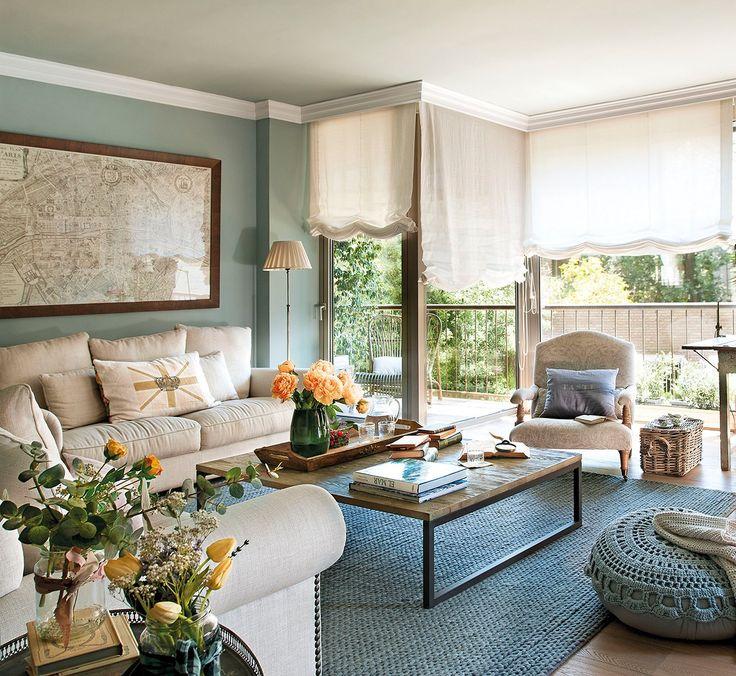 17 mejores ideas sobre decoración sofá gris en pinterest ...