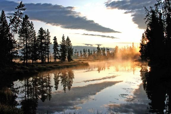 Idaho's State Parks are beautiful! Must visit all of these. More