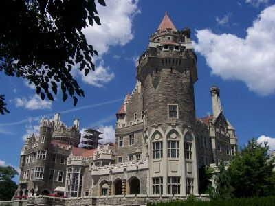 how to get to casa loma by ttc