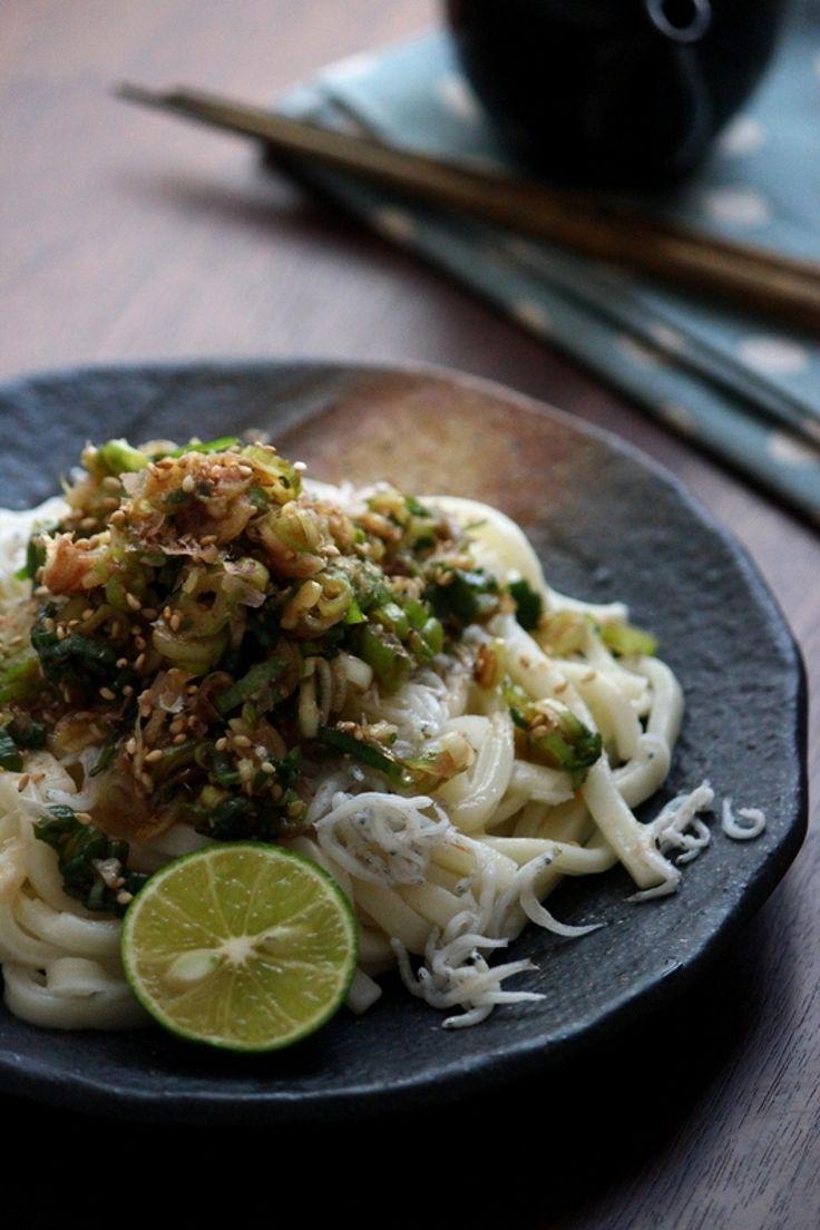 しらすと香味ネギのっけうどん。 by 栁川かおり | レシピサイト「Nadia | ナディア」プロの料理を無料で検索