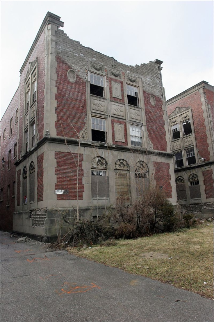 slated for demolition, Toledo, Ohio