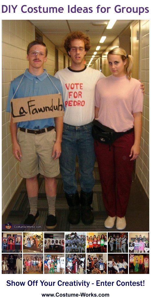 Napoleon Dynamite - DIY Halloween Costume Ideas