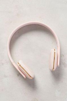 Every techie needs a cute pair of wireless headphones.