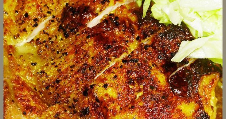 おれ肉料理の天才かもな〜?(笑)美味い鶏もも肉のチキンステーキを作っちゃったよ。牛ステーキもつくれぽ1000人超だし〜。