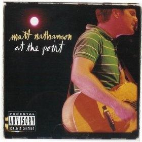 Matt Nathanson - At the Point: Matte Nathanson At, Belle 03, Living Album, Earthquake Weather, 2013 Labels, Songs Hye-Kyo, Francisco 04, Matt Nathanson, Dire Strait