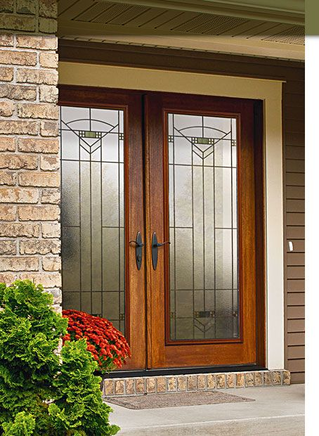 25 Best Ideas About Craftsman Style Front Doors On