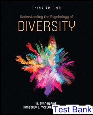 13 best test bank download images on pinterest understanding the psychology of diversity 3rd edition blaine test bank test bank solutions manual fandeluxe Choice Image