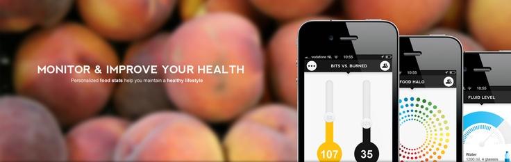 Van gezond leven een spel maken.    www.foodzy.com
