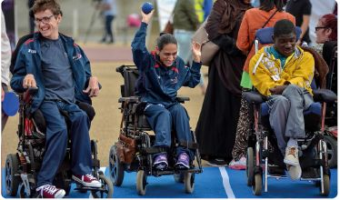 Call for Boccia coaches and groups in Northamptonshire