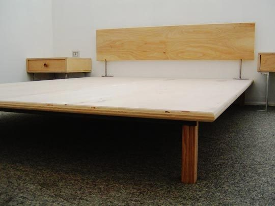 Scavenger Platform Bed Handmade Mosaic Picnic Table Indian Teak Dining And Edward Wormly Style Chairs Los Angeles Craigslist