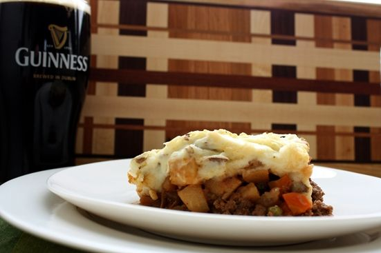 Rustic Root Vegetable Shepherd's Pie--substitute ground beef for the ...