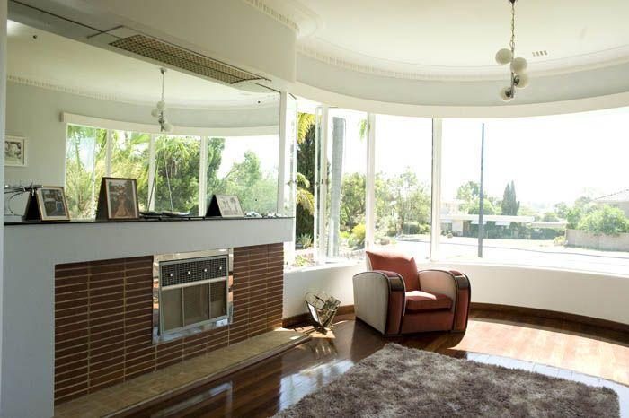 Blue Waters Art Deco mansion, Como, Perth WA