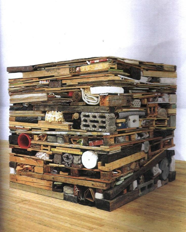 Tony Cragg  - Art Installation
