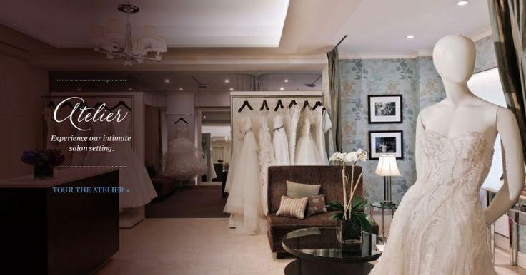 LEILA HAFZI at Mark Ingram New York March 11, 2014 We are proud to announce Mark Ingram as a retailer of LEILA HAFZIs bridal line Royaye Sef...