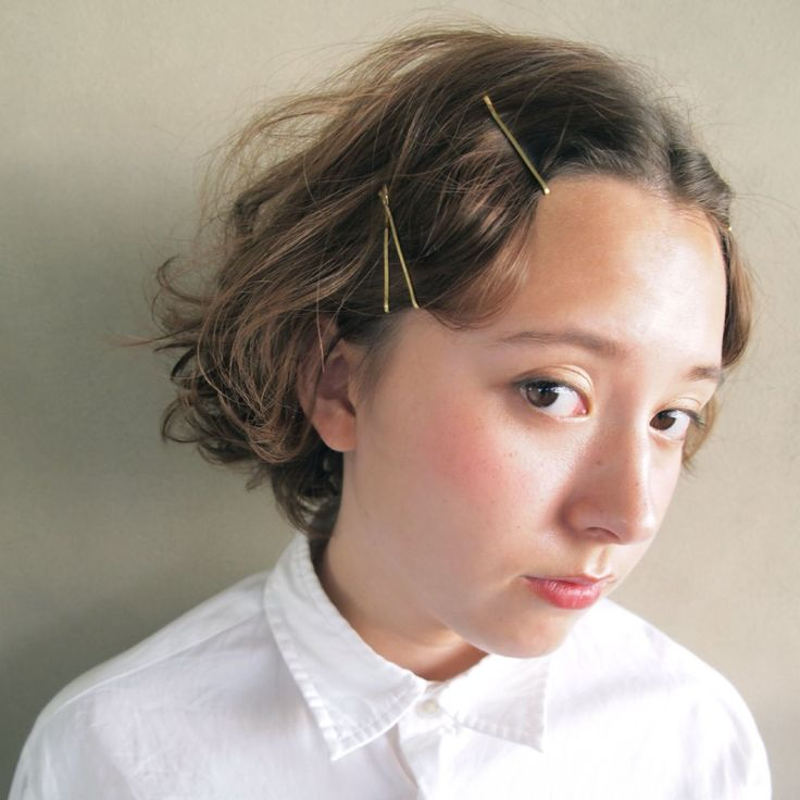 """なりたいスタイル別*おしゃれの味方""""アメピン""""を使ったヘアアレンジ (2ページ目)"""