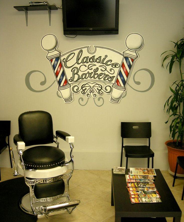 13 best Barber shop fronts images on Pinterest   Barbershop, Barber ...