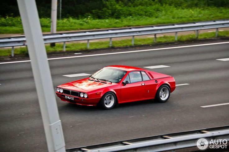 Lancia Beta Montecarlo Turbo 5