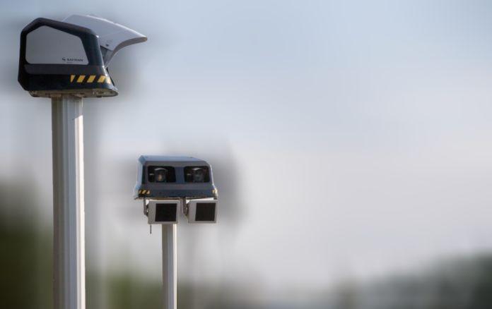 Autoroute A9 : les radars de tronçon installés