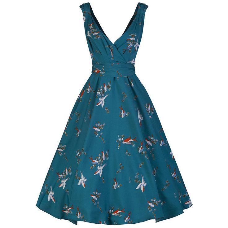 The 20 best Lindy bop images on Pinterest | Dress vintage, Flower ...
