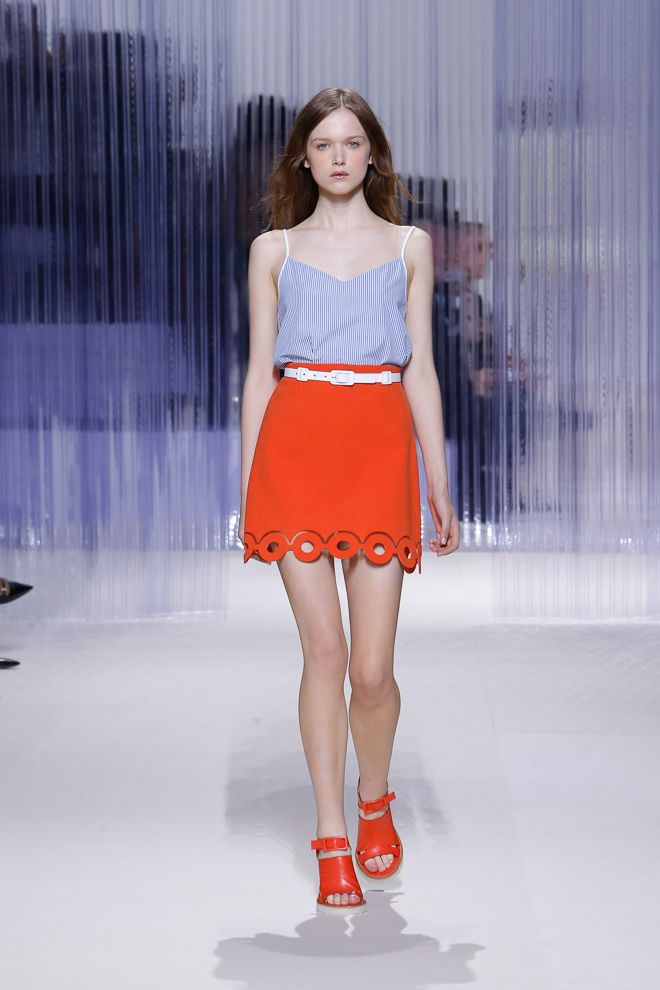 CARVEN 2016 Spring Summer Collection | Fashionsnap.com