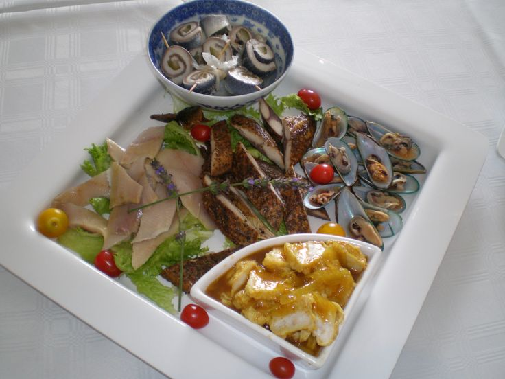 Fish platter - www.tboc.co.za