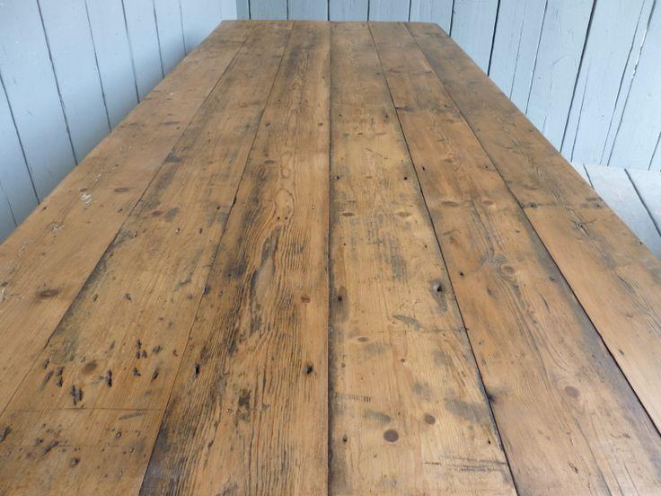 table from floorboards - Google zoeken