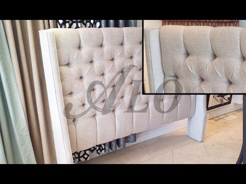 DIY: BENCH WITH STORAGE SPACE. SHELLY L. - ALOWORLD - YouTube