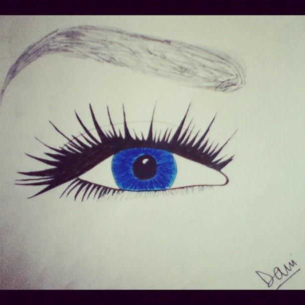 eye...