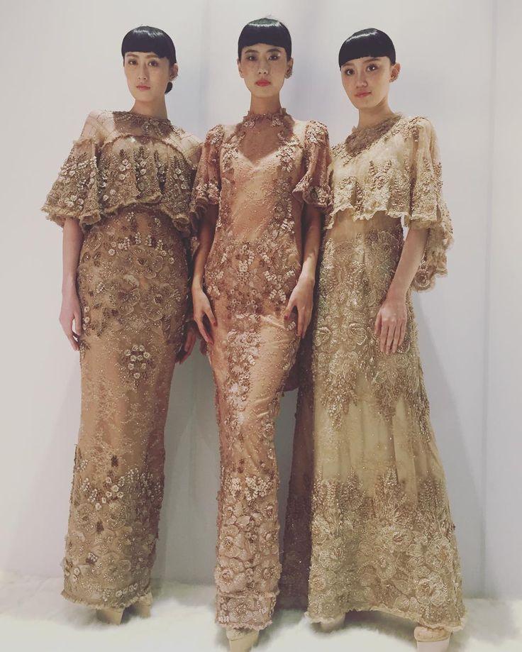 "337 Likes, 7 Comments - Priyo Oktaviano (@priyooktaviano) on Instagram: ""❤️ my chinese girls Harbin Fashion Week 2017 thankyou to  @rinathang always support us …"""
